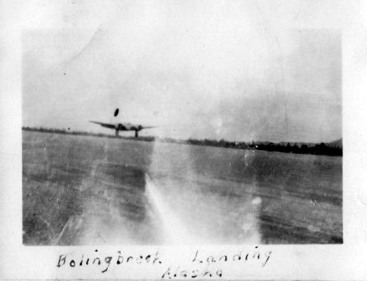 Bolingbrooke Landing in Alaska