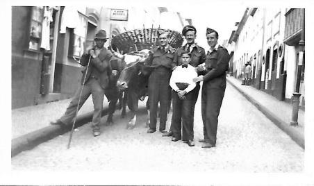 Azores 1945-1