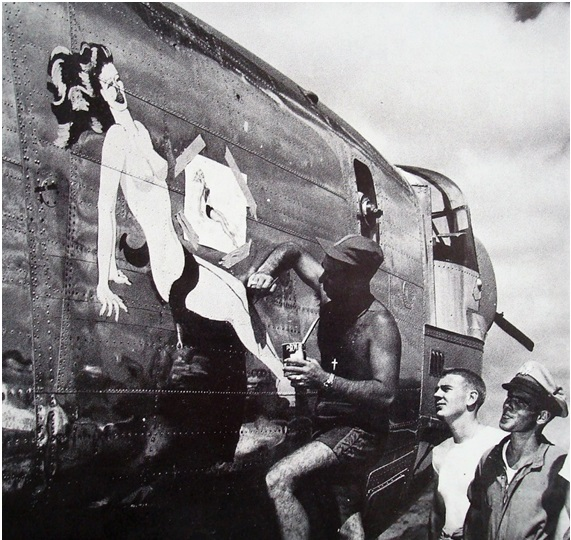 The Greatest Nose artist of WWII-31