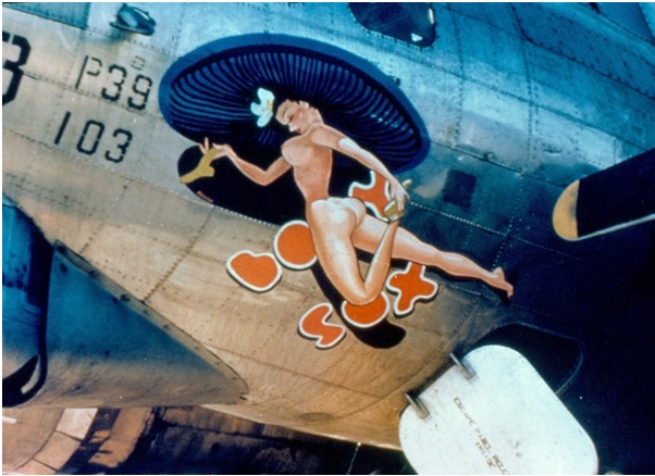 The Greatest Nose artist of WWII-45