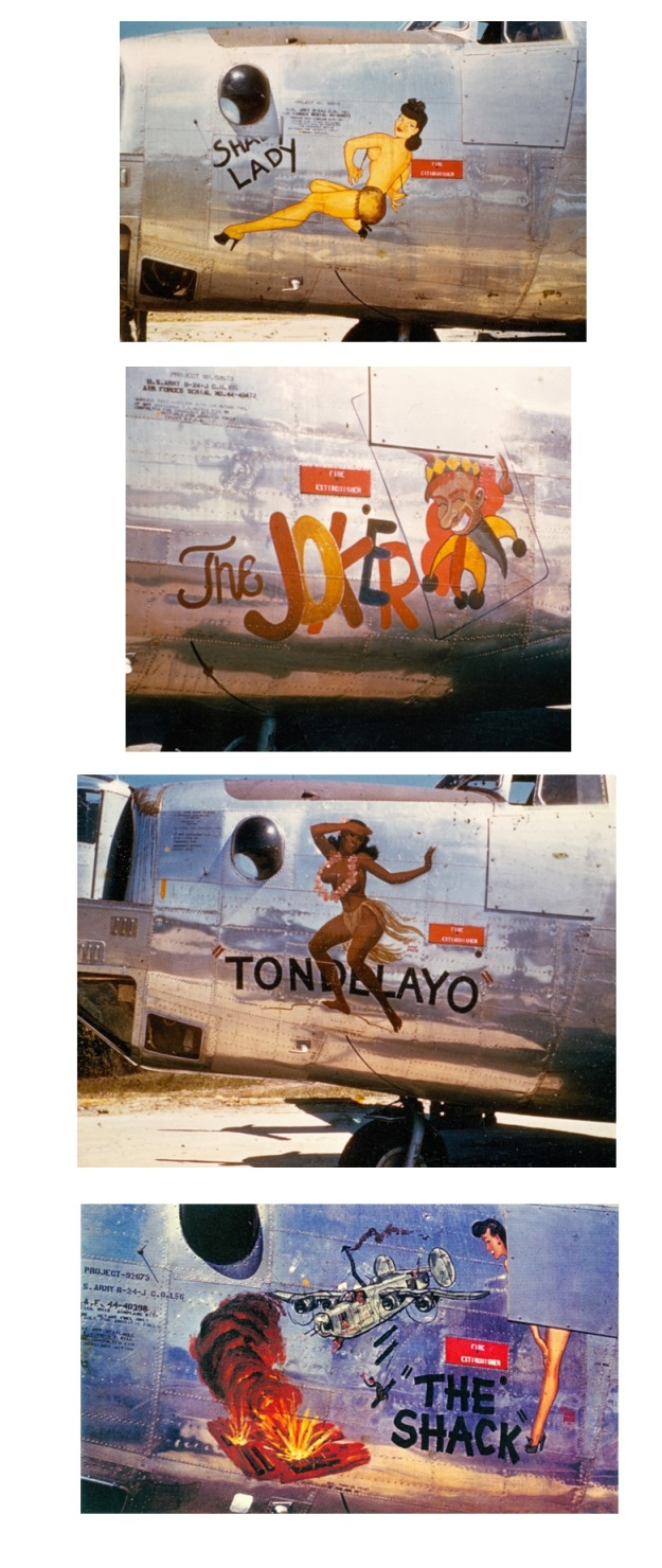 The Greatest Nose artist of WWII-47