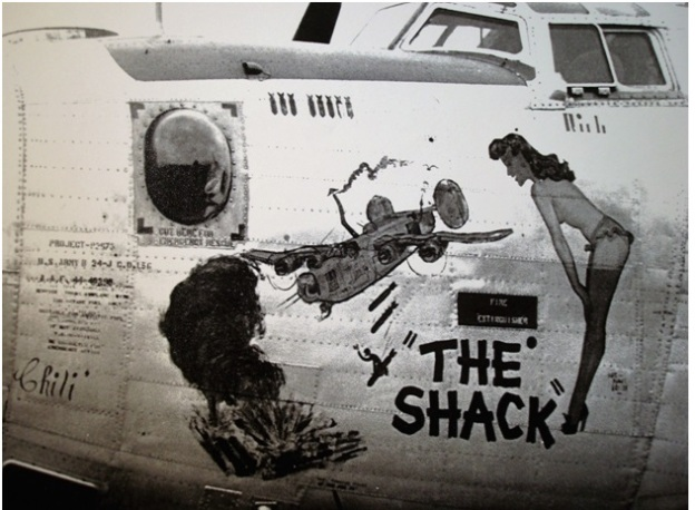 The Greatest Nose artist of WWII-48